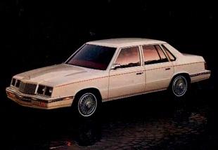 Plymouth Caravelle I (1985 - 1988) Sedan