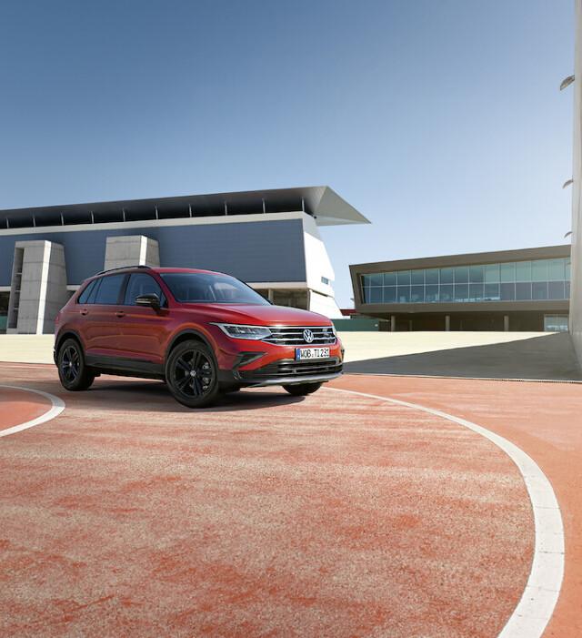 Volkswagen Tiguan Urban Sport  Ceny modelu zaczynają się od 140.010 zł.  Fot. Volkswagen