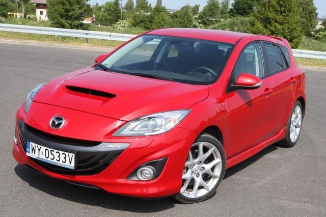 Testujemy: Mazda 3 MPS – zadziorna Japonka