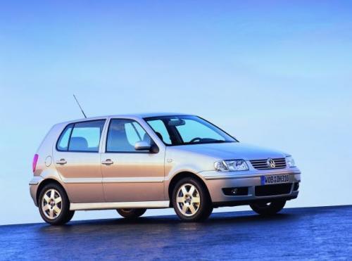 Fot. VW: VW Polo z 1999 r. z nadwoziem typu hatchback produkowany był w wersji 3- lub 5-drzwiowej.