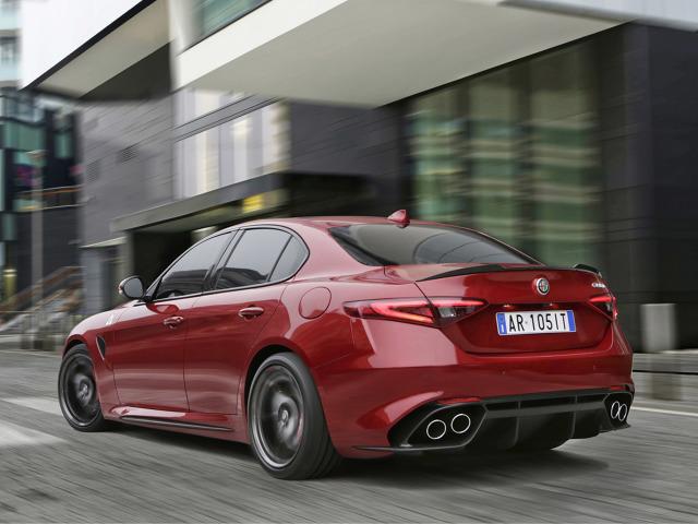 zdjęcie Alfa Romeo Giulia
