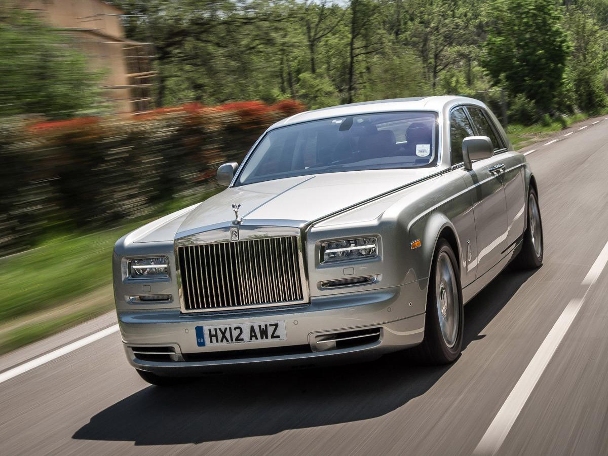 Rolls Royce Phantom / Fot. Rolls Royce