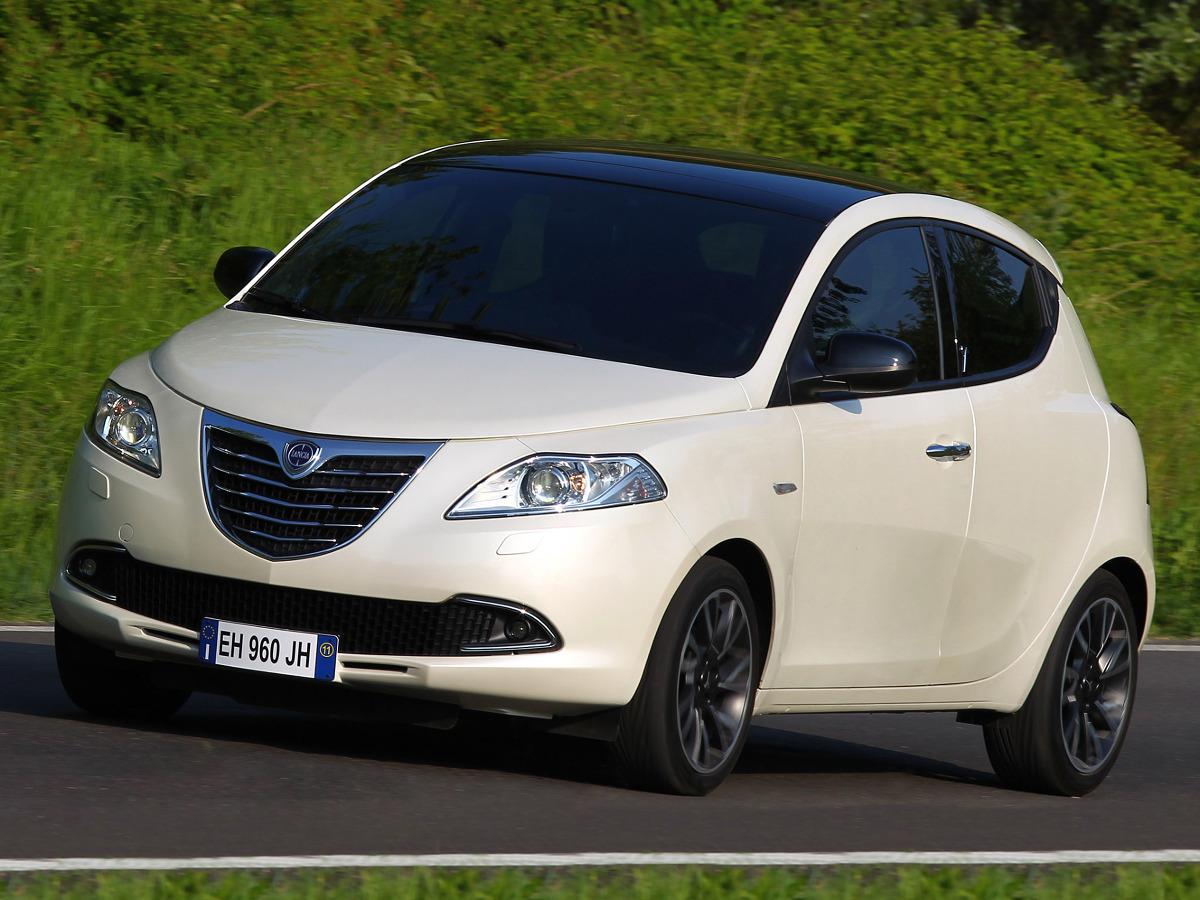 Lancia Ypsilon 2011 / Fot. Lancia