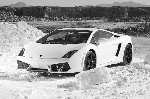 zdjęcie Lamborghini Gallardo LP 560-4
