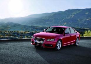 Audi S4 V (B8) (2009 - teraz) Sedan