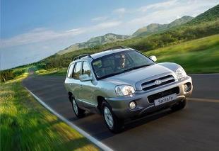 Hyundai Santa Fe I (2000 - 2006)