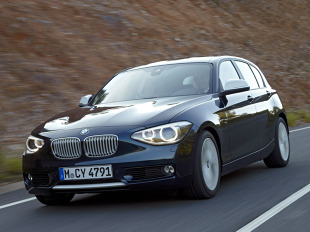 BMW SERIA 1 II (F20/F21) (2011 - teraz) Hatchback [F20]