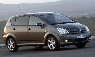 Toyota Corolla IX (2001 - 2009)  MPV