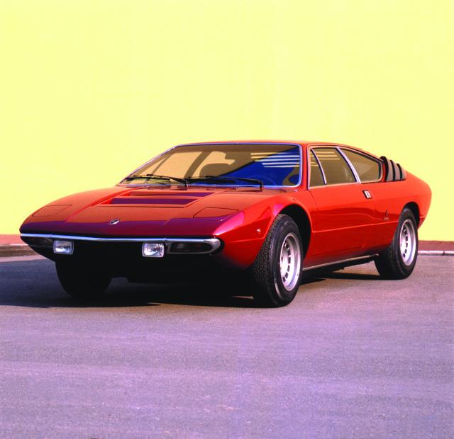zdjęcie Lamborghini Urraco