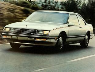 Buick LeSabre VI (1986 - 1991) Coupe