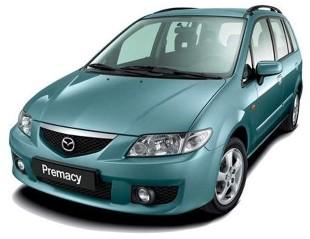Mazda Premacy I (1999 - 2005) MPV