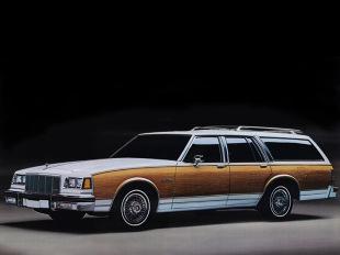 Buick Electra VI (1984 - 1990) Kombi