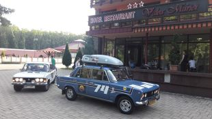 Caravana Go Romania. Nostalgiczna wyprawa śladami PRL-u