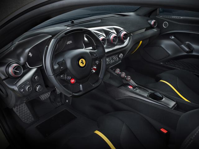 zdjęcie Ferrari F12tdf