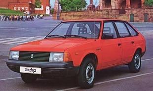 Moskwicz Aleko (1986 - 2000) Hatchback