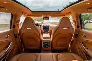 Aston Martin. Jak będzie wyglądać kabina SUV-a DBX?