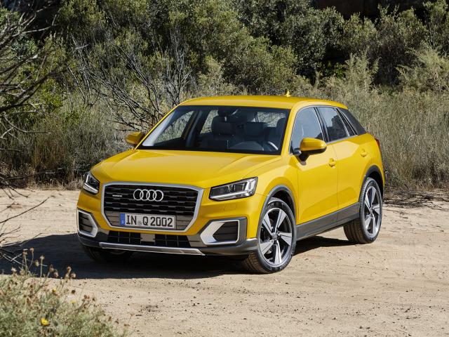 zdjęcie Audi Q2