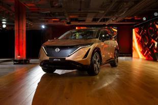 Nissan Ariya. Crossover na prąd zaprezentowany w Polsce