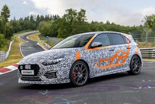 Frankfurt 2019. Hyundai zapowiada model i30 N Project C