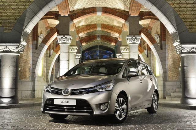 Toyota Verso 2014 Fot: Toyota