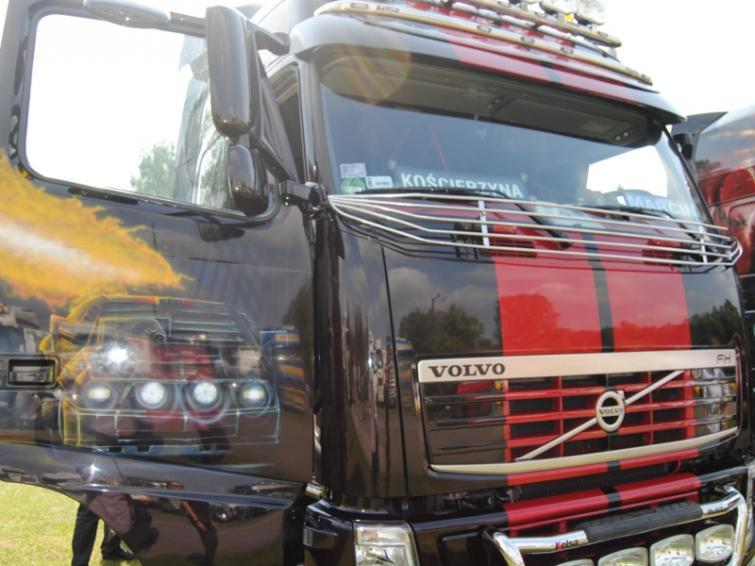 Truck & Bus Show 2011 w Bydgoszczy [wideo]
