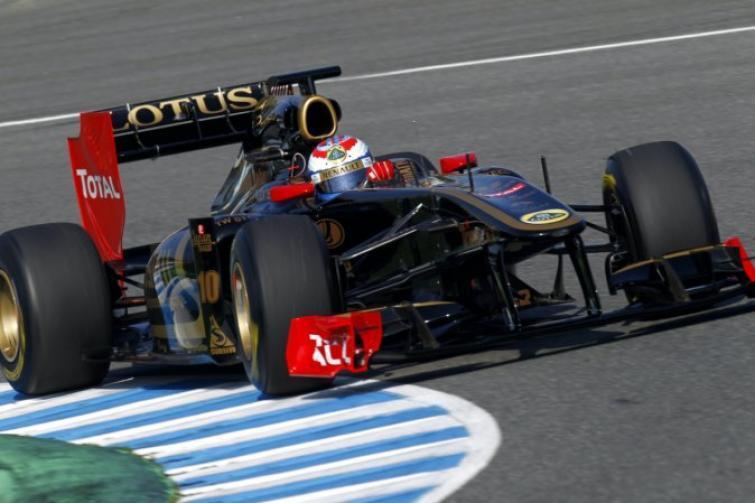 Testy Formuły 1 w Jerez – Pietrow wolny