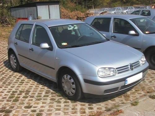 Najnowsze VW Golf IV 1997 – 2003 UX03