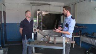 Regeneracja filtra DPF. Na czym polega? (video)