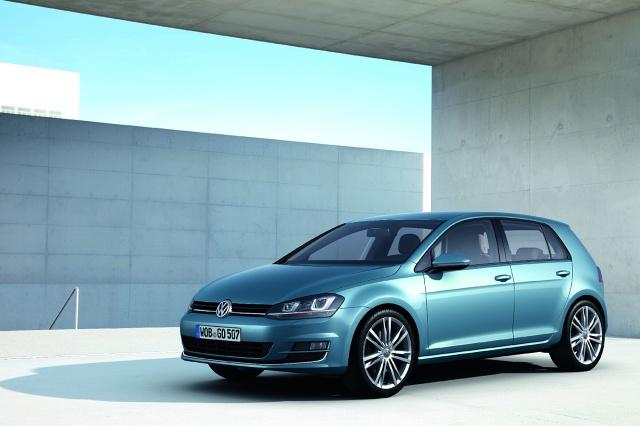Nowy Golf VII, Fot: Volkswagen