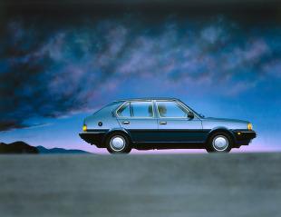 Volvo 340 I (1976 - 1991) Hatchback