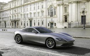 Ferrari. Nowy model Roma. Jaką ma moc i co oferuje?