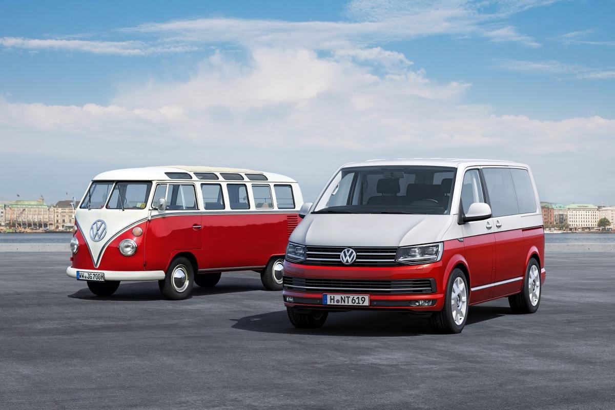 c515a14d2e612 W zakładzie Volkswagen Samochody Użytkowe w Hanowerze z taśmy produkcyjnej  zjechał 66 666 egzemplarz modelu serii