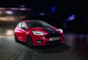 Ford Fiesta ST-Line. Dwie nowe wersje
