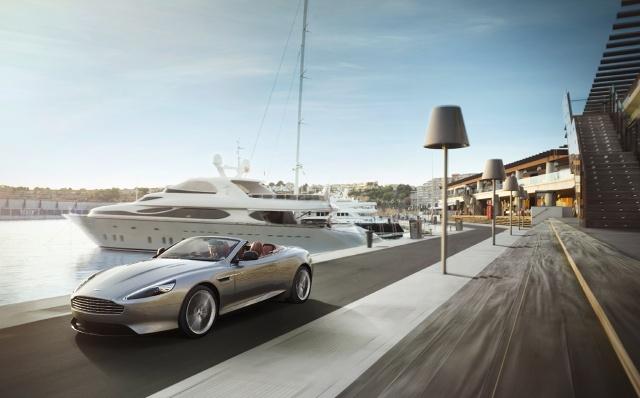 zdjęcie Aston Martin DB9
