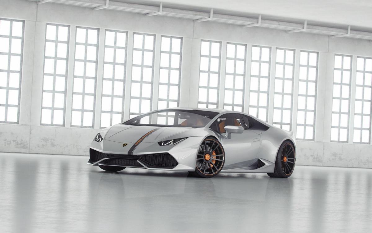 Lamborghini LP850-4 Huracan Lucifero / Fot. Wheelsandmore