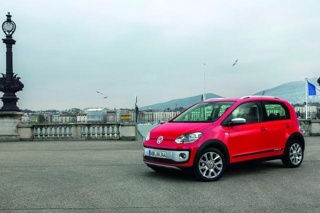 zdjęcie Volkswagen Cross up!