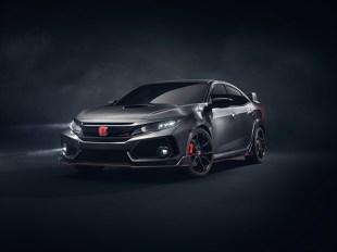 Honda Civic Type R. Taka będzie nowa generacja?