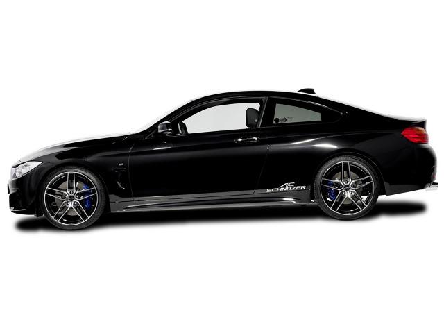 BMW Seriii 4 Coupe / Fot. AC Schnitzer