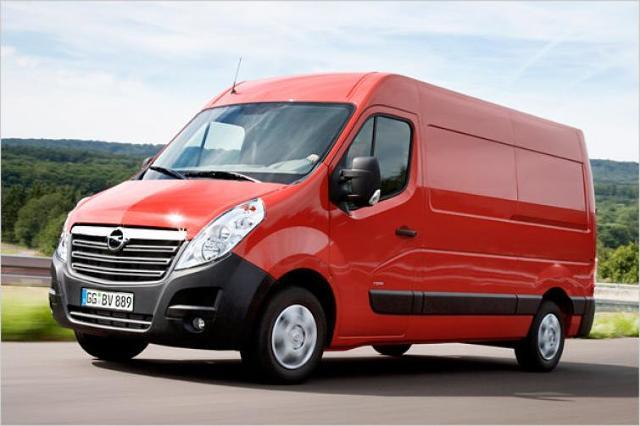 Opel Movano – akcja serwisowa