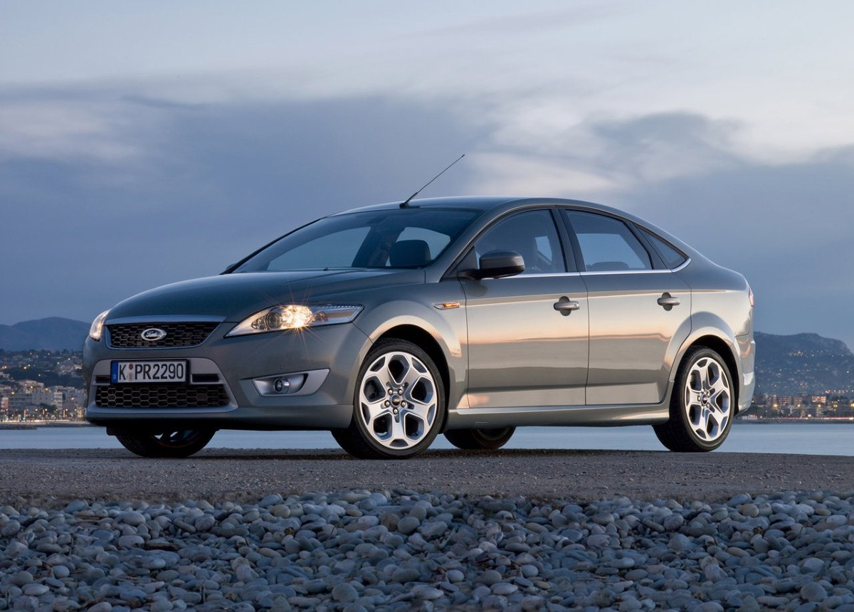 Ford Mondeo / Fot. Ford