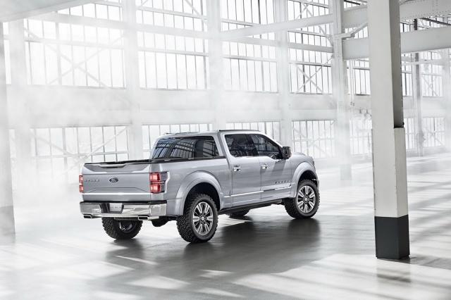 zdjęcie Ford Atlas Concept