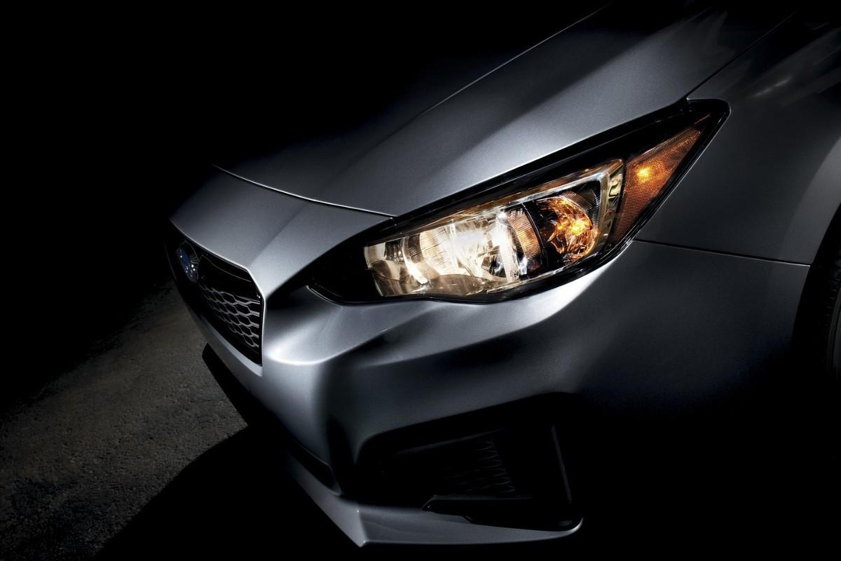 Zapowiedź nowej Imprezy / Fot. Subaru