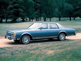 Chevrolet Caprice III (1976 - 1990) Sedan