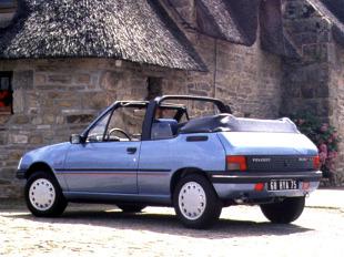 Peugeot 205 II (1986 - 1994) Kabriolet
