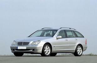 Mercedes-Benz Klasa C W203 (2000 - 2007) Kombi