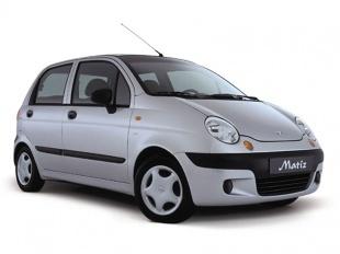 Daewoo Matiz (1998 - 2008)