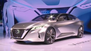 Vmotion 2.0. Autonomiczny koncept Nissana