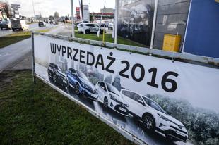 Nowy samochód tańszy o 51 800 zł? Takie rzeczy tylko na wyprzedaży rocznika 2016