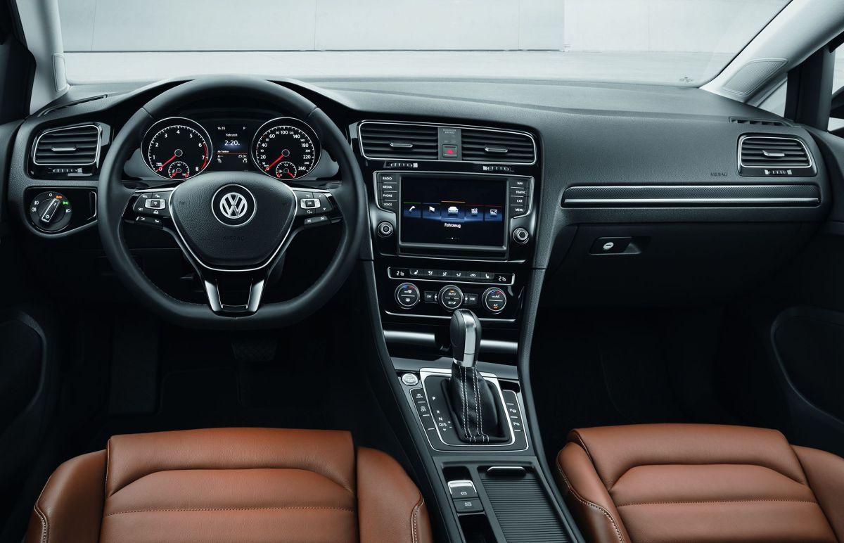 Volkswagen Golf Zdjęcie Volkswagen Golf Vii Foto