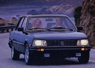 Peugeot 505 (1979 - 1994) Sedan